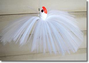 Fish Head Parachute