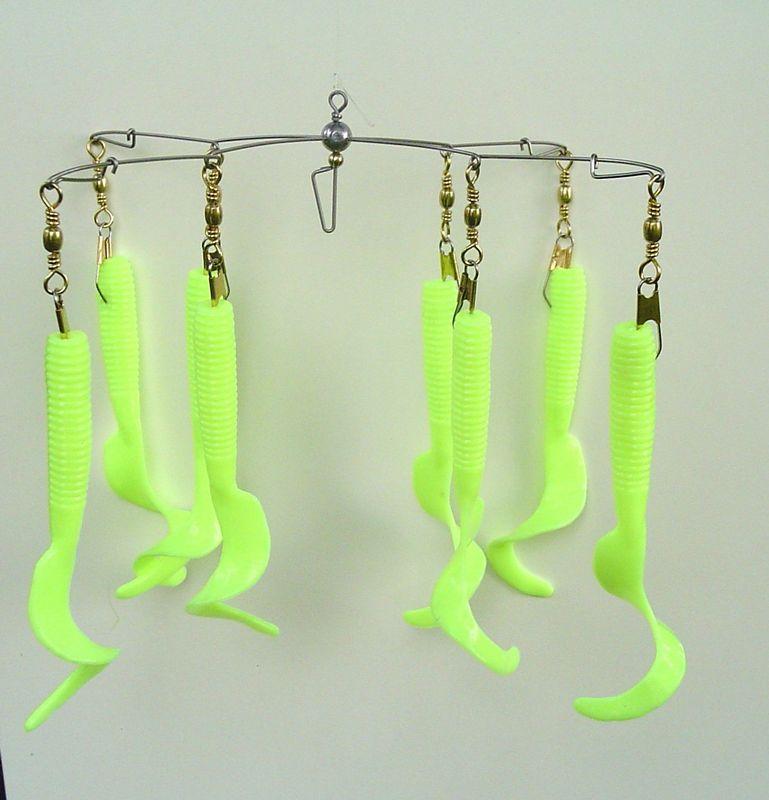 12 inch umbrella twister tails
