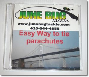 Tie Fishing Parachutes DVD