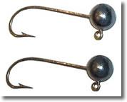 Jighead for eels