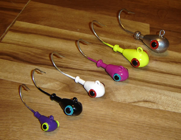 Banjo Eye Jig Head